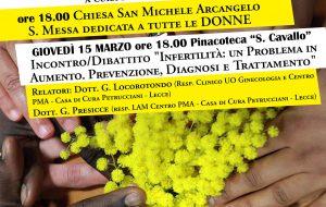 """8 Marzo: a San Michele """"Marzo Donna 2018 – Io l'8 ogni giorno"""""""