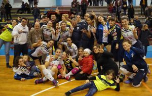 Il Mesagne Volley chiude il campionato con un secco 3-0 al Pescara