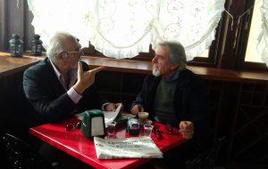 """Gabriele D'Amelj Melodia intervista il prof. Vito Pascariello, regista de """"Il Tartufo"""" in scena il 9 Marzo all'Impero di Brindisi"""