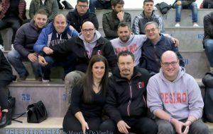 La bellezza dello sport: i tifosi della New Basket Brindisi e della VL Pesaro insieme al PalaZumbo per tifare Dinamo Brindisi