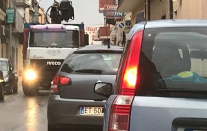 """Via le auto in sosta da Piazza Umberto: la nuova battaglie de """"L'Isola che non c'è"""" di Latiano"""