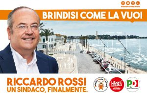 Oggi pomeriggio la coalizione di Riccardo Rossi si presenta alla città: appuntamento alle 18.30 in Piazza Vittoria
