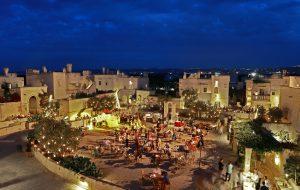 Approvato il progetto di ampliamento del resort Borgo Egnazia che cederà un'area di circa 8mila metri che verrà adibito a parcheggio gratuito