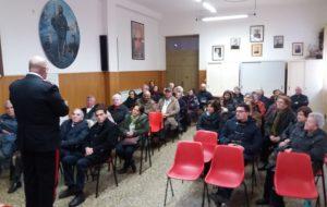 Prosegue la campagna di sensibilizzazione contro le truffe agli anziani: Carabinieri nella Chiesa di San Rocco