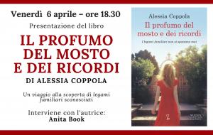 Domani si presenta al pubblico il nuovo romanzo di Alessia Coppola: è già al primo posto tra i bestseller IBS