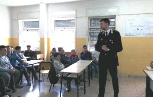 I Carabinieri incontrano gli studenti di Fasano e Francavilla F.na