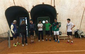 Brillante prestazione del Fermi-Monticelli alle Regionali di tennis