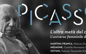 """Si inaugura a Mesagne la mostra """"Picasso e l'altra metà del cielo"""""""