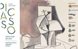 Picasso, l'altra metà il cielo: definita la serie di iniziative a tema che faranno da sfondo alla mostra
