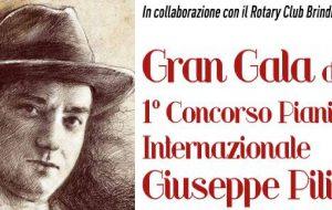 """Domenica 22  il """"Gran Gala del 1° Concorso Pianistico Internazionale """"G. Piliego"""""""
