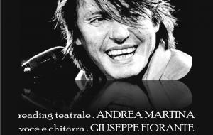 """Domani """"Il mediterraneo di De André"""" al Cinema Massimo di San Pietro Vernotico"""