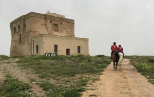 Torre Guaceto a cavallo: una festa animal e nature-friendly