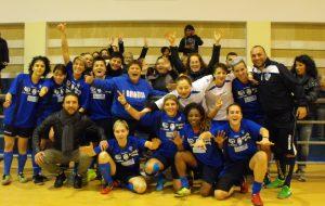 Il Futsal Brindisi Marina Basile vince la regular season con numeri da record