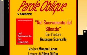 """Stefano Giuseppe Scarcella ospite di """"Parole Oblique"""" con le sue poesie"""