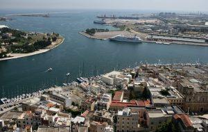 Porto di Brindisi: nell'anno più nero il sistema ha retto bene.In aumento, rispetto al 2019, il  traffico dei rotabili. Nel traffico merci, flessione contenuta rispetto alla  media nazionale.