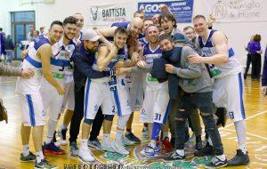 La Dinamo Brindisi si riscatta e supera la capolista Virtus Molfetta