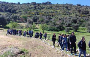 Primo Maggio al Parco Archeologico di Santa Maria d'Agnano