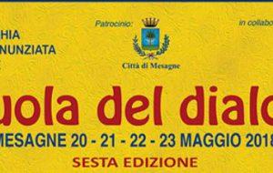 A Mesagne la VI edizione Scuola del Dialogo
