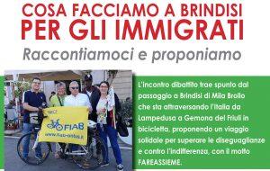 Cosa facciamo a Brindisi per gli immigrati: se ne parla mercoledì 23 presso il Salone della Parrocchia San Vito di Brindisi
