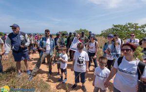 #IoStoConTorreGuaceto: reimpiantati 200 arbusti