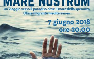 """L'Ipsia Ferraris e i migranti sul palcoscenico del Verdi con """"Mare Nostrum"""""""