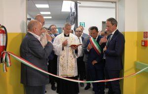 Ospedale di Ostuni: inaugurato il nuovo Pronto Soccorso