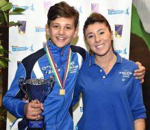 Enel Scherma Lame Azzurre protagonista ai Campionati Italiani Under 14 di Riccione con Raffaele Colaci