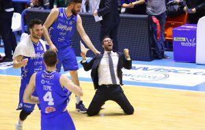 La New Basket Brindisi batte Reggio: saremo in Serie A anche nella prossima stagione