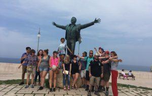 Gli studenti americani in Puglia per valutare le sue eccellenze enoturistiche
