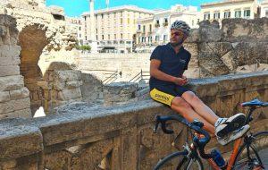 Da Ceglie la sfida per entrare nel Guinness World Records: Leonardo Saponaro pedalerà per oltre 268h32' su bici statica
