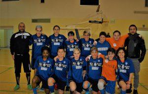 Le ragazze del Futsal Marina Basile si laureano campionesse interprovinciali CSI