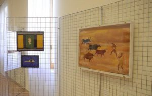 Retroscena x foto di calendario: a Palazzo Nervegna la mostra di Patrizia Prisco