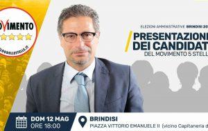 Amministrative Brindisi: domani si presentano i candidati del M5S