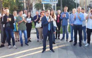 Presentati i candidati del M5S alle comunali di Brindisi: il video