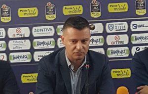 """Questa sera a """"Zona 85"""" il direttore sportivo della Happy Casa, Simone Giofré"""