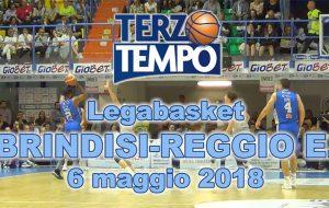 Terzo tempo web: il video di Brindisi-Reggio Emilia