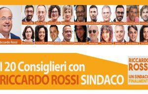 Riccardo Rossi presenta il suo consiglio comunale nei quartieri di Brindisi. Oggi appuntamento nei Rioni Paradiso e Santa Chiara