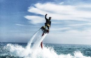 Campionati Italiani Moto d'acqua e Hydrofly: tutto pronto per la tappa brindisina