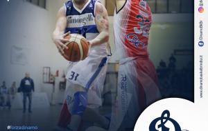 Francesco Bove è la prima riconferma della Dinamo Basket Brindisi