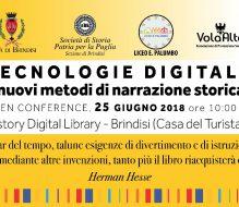 Tecnologie digitali e nuovi metodi di narrazione storica: se ne parla lunedì 25 alla Casa del Turista