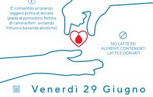 Venerdì 29 raccolta sangue straordinaria nella sede dell'Avis Comunale di Brindisi