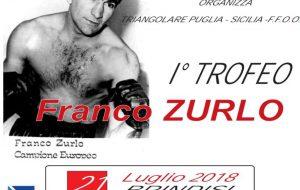 """Weekend di boxe in Piazzale Flacco: stasera  il """"1° Trofeo Franco Zurlo"""""""