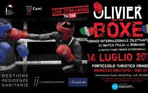 La grande Boxe Internazionale infiamma l'estate brindisina: sabato al Porticciolo c'è Italia-Romania