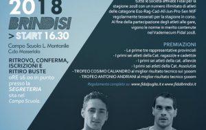 """Atletica Leggera: sabato 21 """"Fino in Fondo"""" al Campo Scuola Lucio Montanile"""