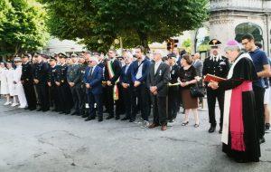 Commemorato il 20° anniversario dell'eccidio del Maresciallo Antonio Dimitri