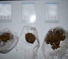 Fidanzati fermati con 26 grammi di hashish pregiato