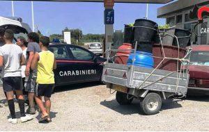 Interventi dei Carabinieri contro il caporalato: controllate 27 aziende agricole