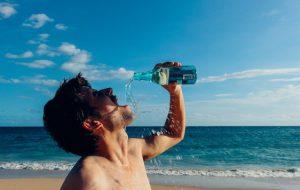 Può essere utile l'acqua alcalina nell'attività sportiva? Di Rocco Palmisano