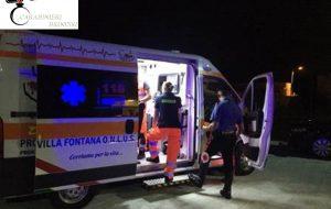 62enne finge suicidio e chiama i Carabinieri: denunciato per procurato allarme