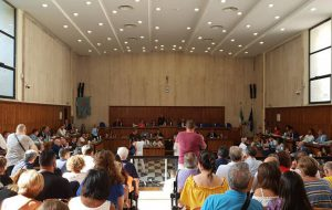 Oggi diretta del consiglio comunale sulla pagina Facebook del Comune di Brindisi